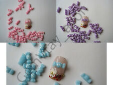 10 x Sweets Candy // 3D Nail Art Cute Decoden Kawaii Cabochons //  Pick Colour