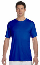 Hanes Men's Cool Dri Moisture Wicking Crewneck Contemporary Fit T-Shirt. 4820