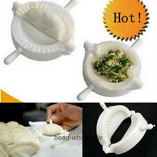 3x Chinese Blessing Sign Dumpling Ravioli Pastie Pie Pastry Maker Press Mold