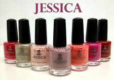 Jessica- Nail Lacquer for Natural Nail Choose Any Color .5 fl oz (Series 4)