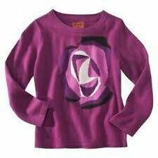 Missoni Target Long Sleeve Shirt Top Sweater Pink Purple Rose 6-12 or 18 - 24 Mo