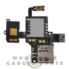 Sim Card and SD Card Reader with Flex Cable for HTC myTouch 4G Slide PCB Ribbon