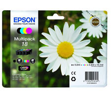 Epson 18 Genuine Printer Ink Cartridges Multipack T1806