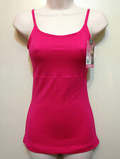 Sweet Nothings by Maidenform Firm Tummy Control Tank Top #83266 Pink NWT