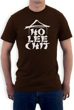 Ho Lee Chit T-Shirt Holy Sh*t chinese funny resturant dirty ninja flag