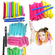 New 30-55CM Magic Hair Curlers Curlformers Spiral Ringlets Perm Leverage Rollers
