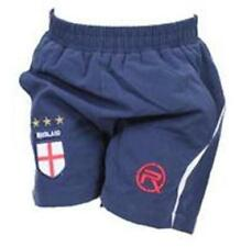 BOY'S RESPECT'S ENGLAND WOVEN SWIMMING BOARD SHORTS 2 3 4 5 6 7 8 9 10 11 YRS