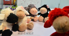 Nici plush toy stuffed doll color sheep Valentine's Day Christmas gift 25cm 1pc