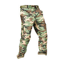 Valken V-Tac Echo Paintball Airsoft Pants - Woodland - All Sizes