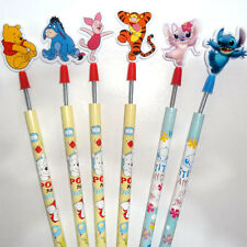 2 x Cartoon Character School Pencils Stationery Equipment Gifts Party Bag Toys