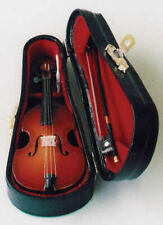 Dolls House Miniature 1/12th Scale Musical Instruments - Various Available