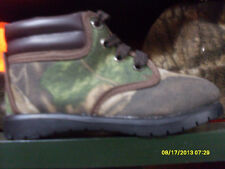 New Realtree Hardwoods or APG Green, Adv Timber or MOSSY OAK CAMO BABY SHOES