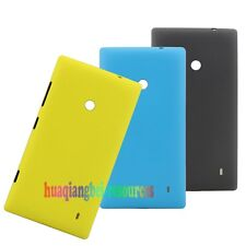 Housing Battery Back Rear Cover With Side Power Volume For Nokia Lumia 520 520T
