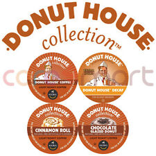 Keurig Donut House Collection Coffee K-CUPS, PICK your FLAVOR & COUNT!