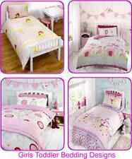 Baby/Toddler - Cot/CotBed - Bedding - Girls Bedding - Many Polycotton Designs