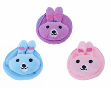 Purse Girl Animal Bunny Baby Soft Toy Coin Bag Rabbit Heart Small Accessory Gift
