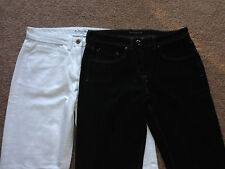 Marks & Spencer M&S Ladies Autograph Jeans RRP £35 Brand White or Denim Blue