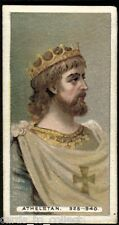 Tobacco Cards, WD & HO Wills, KINGS & QUEENS, 1902, #1 to #50