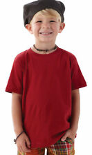 Rabbit Skins Toddler Fine Jersey T Shirt Boys Girls Tee 2T 3T 4T 5/6 - 3321