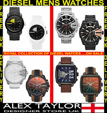 Diesel SBA Men's & Boy's Watches (100% AUTHENTIC FROM DIESEL)