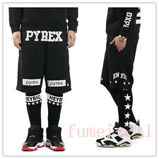 Hip Hop pyrex vision Been Tril Star Skinny Legging Unisex Fashion Leggings Socks