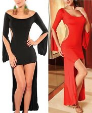 Sexy Evening Cocktail Party Dresses Night Clubwear Club Wear Clothes Long Dress