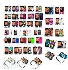 Hard Case Snap-on Phone Cover for Verizon Samsung Brightside U380
