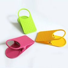 Office Kitchen Drink Tea Coffee Cup Holder Table Desk Clip Drinklip Colorful