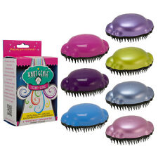 Knot Genie Detangling Hair Brush Children Original Detangle Teeny Toddler Comb