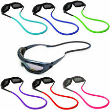 Sunglass Line Retainer Cord Float Strap Boating Floating String Rubber Sport New
