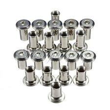 Rivet Hexagon Socket Head Cap Screw Aluminium Barrel Nut M6 Furniture Hardware