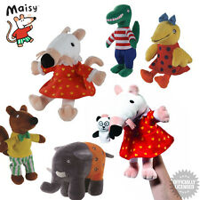 My Friend Maisy Large Soft Plush Toy Characters - Childrens Book TV show Gift