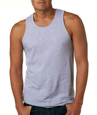 Next Level Jersey Tank Solid Tank Top Men's 3633