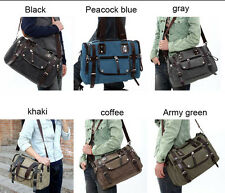 New fashion men's bags leisure hand the bill of lading shoulder bag weekender