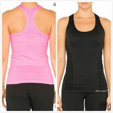 New Lorna Jane Seamless Support Tank Singlet Top w/ Removable Paddings RRP$56.99
