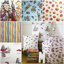 ROALD DAHL QUENTIN BLAKE ART STORY QUILTING CURTAIN CRAFT BOOK CHARACTER FABRIC