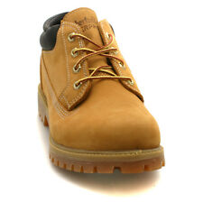 Mens Timberland Classic OX Wheat Brown Nubuck Low Boots