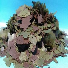 Blackworm/Spirulina Plus Flake with Garlic, Paprika Tropical Fish Flakes in Bulk