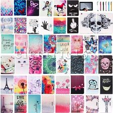 Popular Designs Magnetic Folio Leather Case Cover Stand For iPad 4 iPad 3 iPad 2
