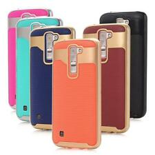 New Nillkin Fresh Colorful Leather Skin Flip Case Cover For LG G2 D802 Perfect