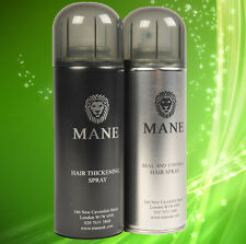 MANE HAIR THICKENING SPRAY & SEAL & CONTROL SPRAY  *UK STOCK* SAMEDAY  DESPATCH*