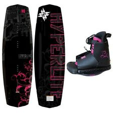 Hyperlite Mystique Wakeboard Package with 2013 Mystique Bindings