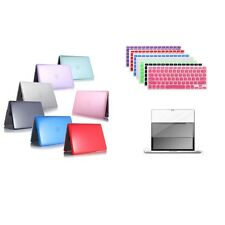 "Hard Case +Keyboard +Skin Screen Guard for Apple Macbook Air 11"" Air 13"" Pro 13"""