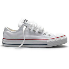 Converse Chuck Taylor All Stars Ox Unisex Shoe White All Sizes