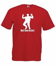 DONT TASER ME BROTHER funny NEW Boy Girl Kids size T SHIRT TOP Age 1-15 Year old