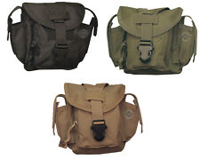Ammo Dump Pouch With 2 Mag Pouches Attach to Vests Platform or Range Bag DP-5S