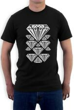 DIAMOND TOWER T-Shirt CALI KINGS SWAG CALIFORNIA MOST DOPE HIPSTER Dripping