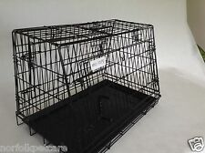 Shaped Car Crate dog cage by Doghealth with 4 doors