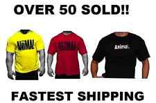 Universal Nutrition Animal Pak T Shirt...These are AUTHENTIC Animal Brand Shirts