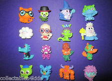 Series 7 Moshi Monsters Moshlings: pick your gold, ultra rare & regular figures